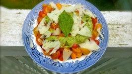 Italian Caprese Salad