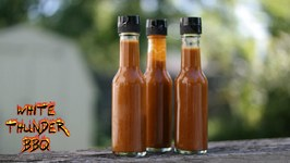 Fermented Hot Pepper Sauce /Homemade Verde Hot Sauce