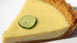 Homemade Key Lime Pie - Traditional