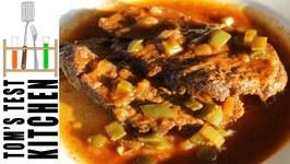 Lobels WranglerTM BBQ-Braised Pot Roast