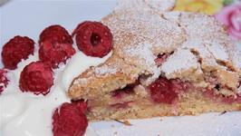 How To Make A Raspberry Torte