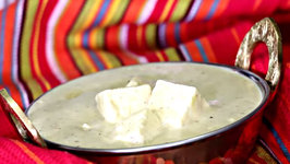 Safed Paneer - Quick Restaurant Style Gravy at Home Under 20 mins Indian Five Spice Cooking