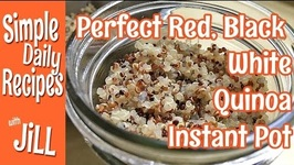 How To Pressure Cook Perfect Quinoa In The Instant Pot