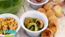 Pani Puri (Mumbai Roadside Recipes)