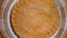 Microwave Chicken Pot Pies