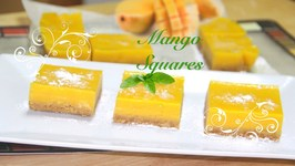 Mango Bars or Squares Video