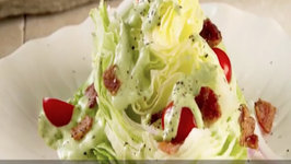 90 Second Steakhouse Wedge Salad