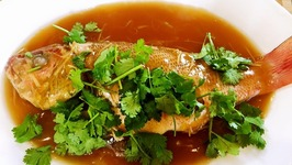 The Legendary Sweet & Sour Fish of the West Lake of China