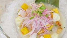 How To Make Peruvian Ceviche
