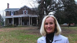 Betty's Birthday, 2015--Gifts  Lunch at Holly Hill Inn