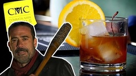 Negan's Old fashioned, The Lucille Cocktail Walking Dead Season 7