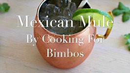 Cocktail Mexican Mule