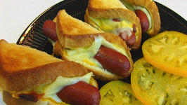 Betty's Cheese Hot Dogs