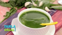 Low Cal Spinach Soup