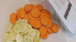Betty's Mandoline-Sliced Vegetables (Rick)