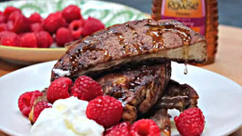 How to Make Chocolate French Toast