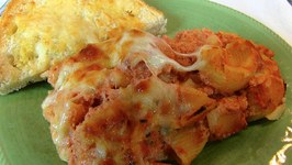 Betty's Baked Tomato and Ricotta Chifferini (Pasta)