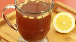 Hot Cinnamon Ginger Date Tea