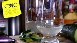 Cucumber Infused Gin In 2-Minutes! Rapid Infusion Series iSi Whipper