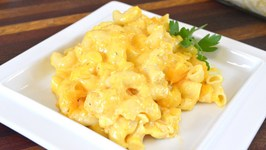 Holiday Series - Southern Style Macaroni And Cheese- Ridiculously Cheesy