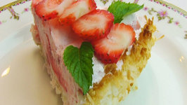 Betty's Coconut Strawberry Pie