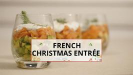 How to International Christmas Cooking: French Entrée