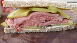 Scotch Beef PGI Sirloin Roast Sandwich