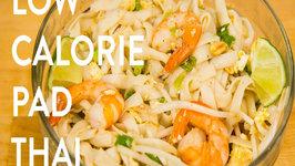 Skinny Pad Thai Recipe With Shirataki Noodles