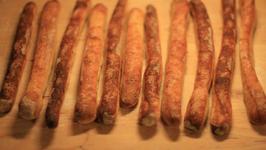 Eggless Italian Bread Sticks