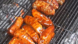 Country Ribs with Carribbean BBQ Sauce
