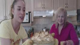 How to Make Orange Meringue Pie