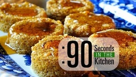 90 Second Sweet Potato Souffle