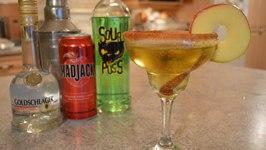 How to Make Apple Cinnamon Mad Jack Cocktails