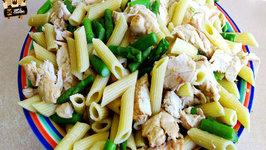 Easy Chicken Penne Pasta