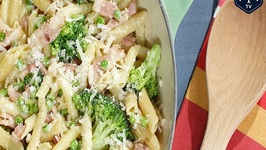 Creamy Bacon Pasta Recipe