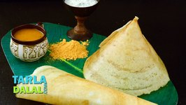 Sada Dosa / Famous South Indian Plain Butter Dosa with Dosa Batter Recipe