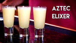 The Aztec Elixer Shooter, Could Be A Cocktail?
