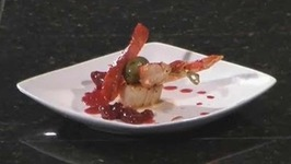 Beautiful Simple Seafood Dish