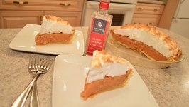 How To Make Napa Valley Blood Orange Meringue Pie