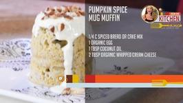 Kitchen To Road Ep 7 - Pumpkin Spice Mug Muffin