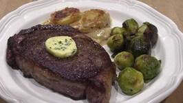 Valentine's Day Meal Recipes -- Lobel's Black Tie Gift Box