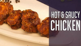 Hot and Saucy Chicken - Popular KFC Recipe