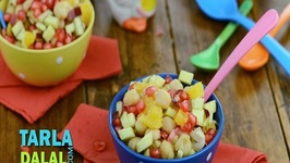 Fruity Chana Salad ( Toddler Recipe)
