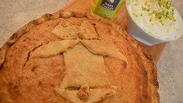How to Make Napa Valley Pistachio Pie Crust