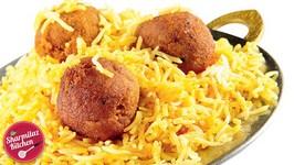 Murgh Noormahal Biryani (Chicken Kofta Biryani) - New Eid Recipe