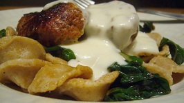 Chicken Sauce Mornay