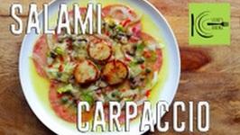 Salami Carpaccio