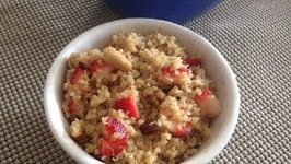 Healthy Sweet Quinoa Salad ( Fresh Summer Salad)