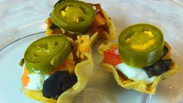 Betty's Nacho Cups -- Super Bowl
