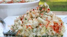 Easy Southern Tuna Macaroni Salad